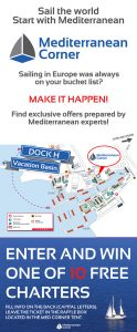 Mediterranean Corner Raffle