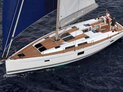 Croatia Yachting Hanse 455